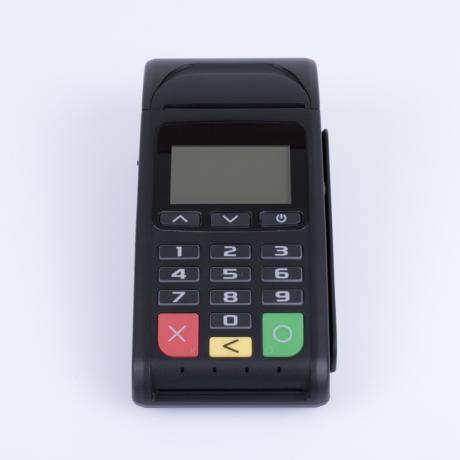 Pos Bancar BluePad-5000 alb negru