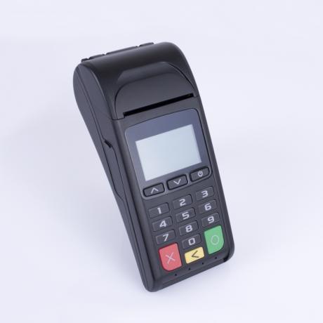 Pos Bancar BluePad-5000  nfc ecran alb negru