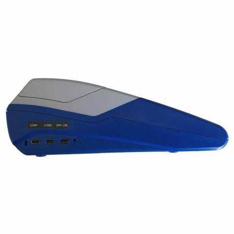 casa de marcat datecs wp50 alb albastru